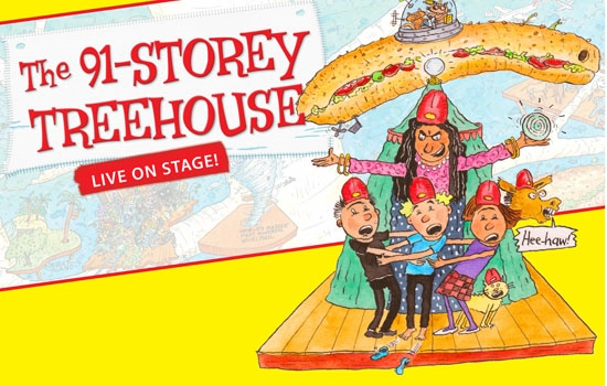 91 Storey Treehouse